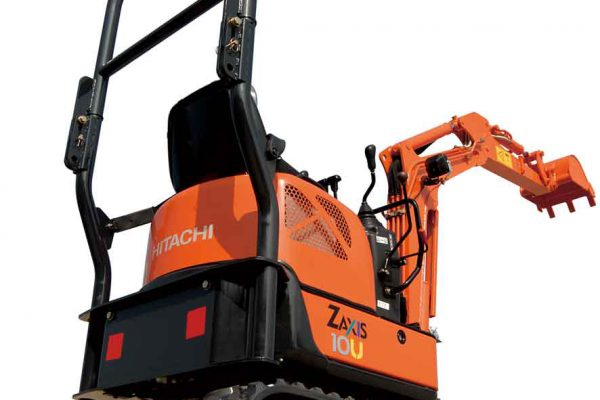 Delvator Hitachi ZX10U-2