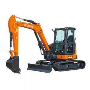 Delvator_Hitachi_ZX48U-6_mini-excavator